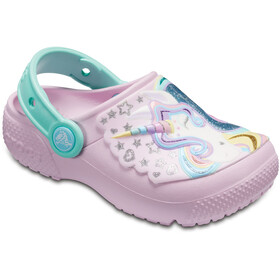 Crocs Fun Lab - Sandales Enfant - rose